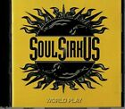 Soul SirkUS - World Play : Frontiers Records - FR CD 239 CD + DVD