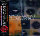 David Lee Roth Your Filthy Little Mouth CD album (CDLP) Japanese promo