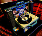 For The Beatles Pro Premium Le Pinball Machine Motorized Record player Mod