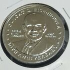 SILVER ☆ EISENHOWER 40th ANNIV ~SUPREME ALLIED COMMANDER PROOF GEM BU!!