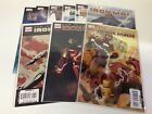 THE INVINCIBLE IRON MAN 4 12 MARVEL 2008 1ST APP RESCUE 0918438 FULL SET OF 9