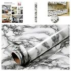 Self Adhesive Decorative 157 x 787 Marble Contact Paper Countertop Roll