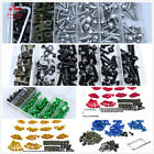 Complete Fairing Bolt Screws Kit Fit For Suzuki RGV250 BK400 RG500 GSF600/1250