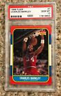 *ROOKIE CARD* 1986-87 PSA 10 Charles Barkley RC Fleer Basketball #7 GEM MINT
