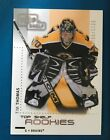 Tim Thomas Hockey Cards: Rookie Cards Checklist and Buying Guide 16