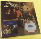 The Flying Burrito Bros / Last Of The Red Hot Burritos CD Raven RVCD271 N/Mint