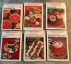 Vintage McCalls Weight Watchers Recipe Card Collection 1970s Approx 250 Cards