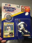 1991 Rickey Henderson Vintage Starting Lineup SLU Figure, With Card and Coin NIB