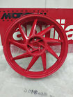 Aprilia AF1 Sintesi Replica 125 Rear Rim Wheel Red Ruota Post. 3.00X17 AP8108406