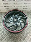 BMW F 800 S 06 rear wheel rim with tyre