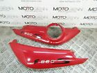BMW F 800 S 06 OEM rear tail left & right side fairing panel