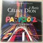 Celine Dion A Paris French Promo CD Single -unison alone falling into you prayer