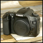 CLEAN BLACK Canon EOS 30D Digital SLR Camera + charger + battery