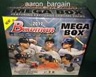 HOT 2017 Bowman Mega Box Shohei Otani Aaron Judge Bellinger Auto? Sealed 2 pack!