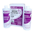 Robelle Winter Closing Chemical Clear Kit For Swimming Pool Up To 16000 gallons