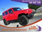 2014 Wrangler Rubicon 2014 Jeep Wrangler Unlimited Rubicon 26350 Miles Flame Red Clearcoat Convertible