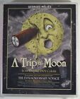A Trip to the Moon Georges Melies Original 1902 Colors Blu Ray Disc NEW