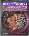 Weight Watchers Meals in Minutes Cookbook Over 300 Quick Recipes Fast
