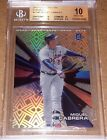 2015 Topps High Tek Variations and Patterns Guide 41