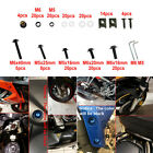 Complete Fairing Bolt Screws Kit For BMW F800GS F800GT S1000RR K1200GT R1200RT