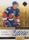 2011-12 Upper Deck Ultimate Collection Hockey Cards 19