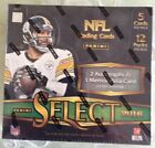 2016 PANINI SELECT FOOTBALL SEALED HOBBY BOX 2 AUTO 3 HITS 12 PACKS PER BOX HOT