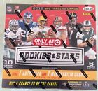 2018 PANINI ROOKIES & STARS FOOTBALL SEALED TARGET FULL BOX 1 AUTO 2 RELIC PER H