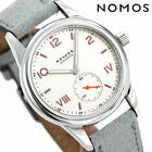 [New] NOMOS CL1A1W1CP Germany hand winding 708 Club campus 36mm Women's watch