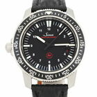 SINN 603.EZM3 German Police Special Force Stagmac Stainless watch Excellent+++