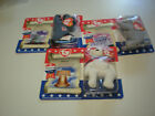 1996 TY MCDONALDS AMERICAN TRIO LEFTY,RIGHTY,LIBEARTY,ELECTION BEANIES MINT