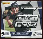 (2) 2014 PANINI PRIZM DRAFT PICKS BASEBALL HOBBY BOX LOT sp refractor auto