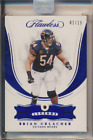 Brian Urlacher Rookie Cards and Memorabilia Guide 20