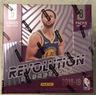 2018-19 PANINI REVOLUTION BASKETBALL SEALED HOBBY BOX 4RC,4 INSERTS 8 PARALLELS