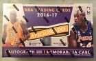 2016-17 PANINI AFICIONADO BASKETBALL SEALED HOBBY BOX 2 HITS PER