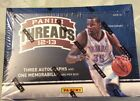 2012-13 PANINI THREADS BASKETBALL SEALED HOBBY BOX 3 AUTO 4 HITS LOADED