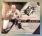 2017-18 SPX HOCKEY SEALED HOBBY BOX 4 PACKS PER BOX LOADED SHIPS FAST