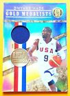 DWYANE WADE 2010-11 Panini Gold Standard USA GOLD MEDALIST Patch Prime #ed 1 25
