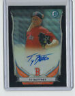 All You Need to Know About the 2014 Bowman Chrome Prospect Autographs  5