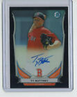 All You Need to Know About the 2014 Bowman Chrome Prospect Autographs  6