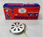YOYO AUTOMATIC FISHING REEL ONE BOX OF 12 YOYOS MECHANICAL FISHERS