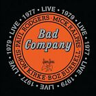 BAD COMPANY LIVE IN CONCERT 1977 & 1979 (UK IMPORT) CD NEW