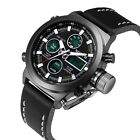 Watch Dbl Display Sport Military North Multifunctions LED Men Military