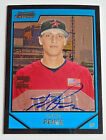 Hunter Pence 2007 Bowman Chrome Prospects #BC248 Autograph Rookie Card Giants