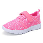 Kids Lightweight Breathable Running Sneakers Easy walk Sport Casual Shoes for