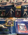 1988-1990 STARTING LINEUP - SLU - MLB - WADE BOGGS - BOSTON RED SOX Lot Of 4