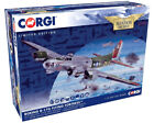 172 Scale 32CM Corgi Boeing B 17G Flying Fortress Bomber Diecast Aircraft Model