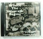 DJ DQ Where The Sidewalk Begins Scott Hayden Topshelf Music NEW SEALED