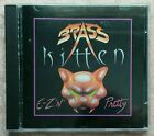 1990 Brass Kitten RARE 1st PRESSING CD Green Bay WI GLAM Hair Metal E-Z N PRETTY