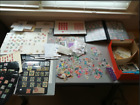 Classic Album OLD WORLDWIDE STAMP COLLECTION 100 Box Lot Estate Hoard