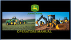 John Deere 550B Dozer Crawler Operators Manual